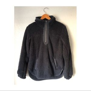 NWT Abercrombie & Fitch Sherpa